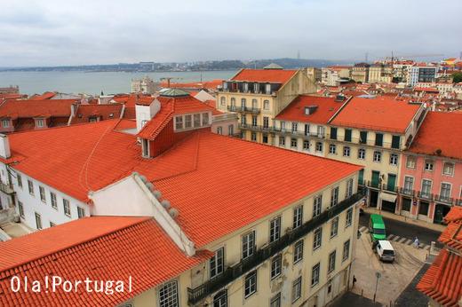 欧州いち美しい首都ポルトガル・リスボン旧市街