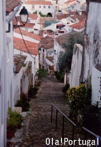 ポルトガル旅行記:Castelo de Vide カステロ・デ・ヴィデ