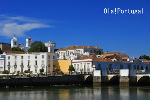 ポルトガル旅行記:Tavira タヴィラ