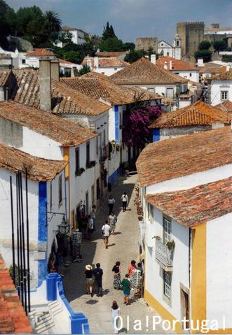 『レトロな旅時間ポルトガルへ』でも紹介したオビドス