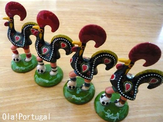 ポルトガルのお土産:サッカーとガログッズ
