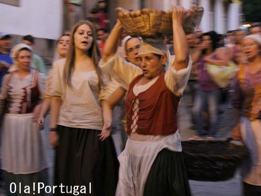ポルトガル旅行記:サンタ・マリア・ダ・フェイラ