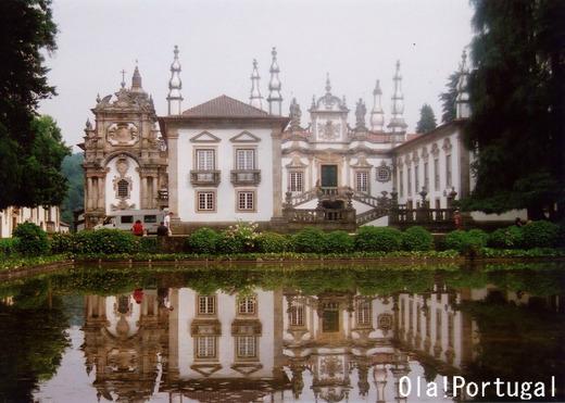 ポルトガル旅行記:ヴィラ・レアル(マテウス邸)