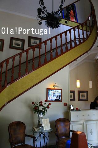 ポルトガル・ヴィゼウのクラシカルホテル