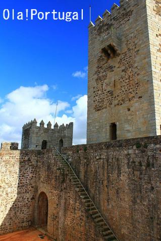 ポルトガル古城巡りの旅:サブガル城