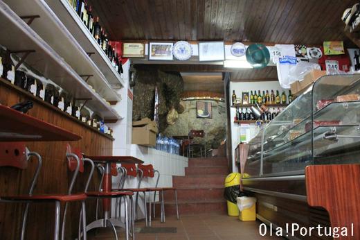 ポルトガル旅行記:チーズ屋兼一杯飲み屋に行って来た