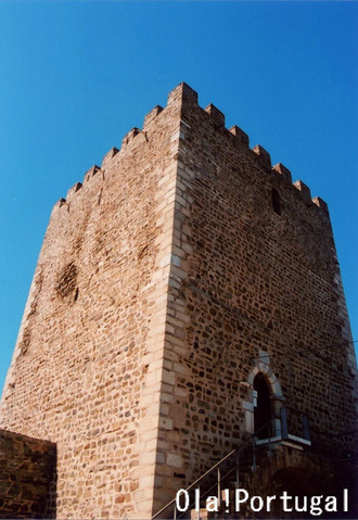 Castelo de Mertola メルトラ城