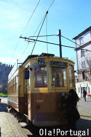 路面電車で行く 世界各街停車の旅:ポルト 世界遺産とワインの街