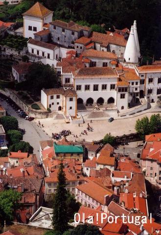 ポルトガルの世界遺産:シントラの歴史的景観(Ola!Portugal)