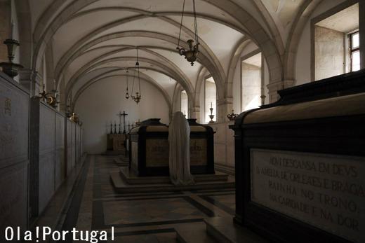 ブラガンサ王家の霊廟(リスボン・アルファマ)