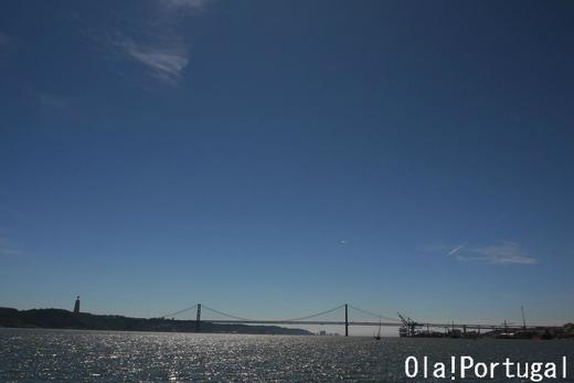 ポルトガル旅行記:Lisboa リスボン(クリスト・レイ)