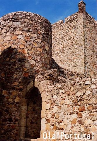 ポルトガルの古城巡り:マルヴァオン城