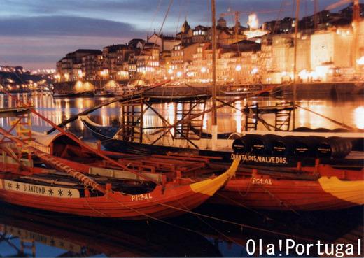 ポルトガル旅行記:ポルト(世界遺産)
