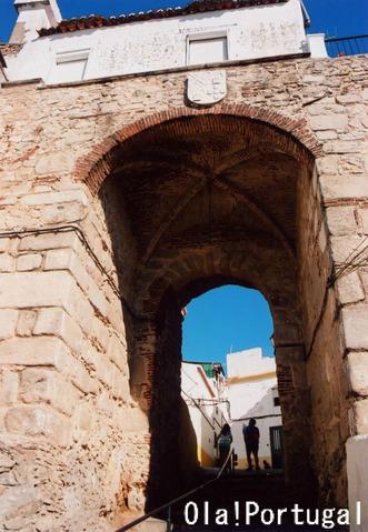 ポルトガルの星形要塞:エルヴァス