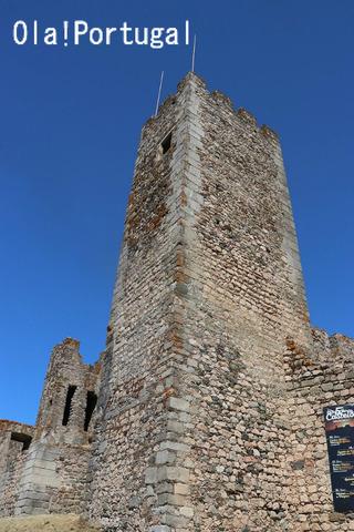 ポルトガル古城巡りの旅:アライオロス城