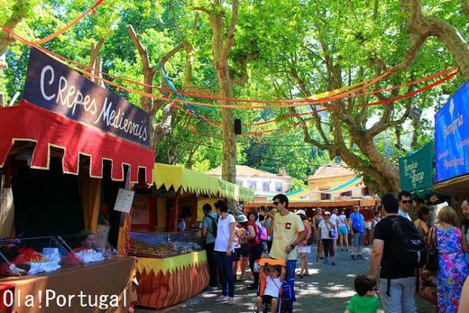 ポルトガルの中世祭り Medieval メディヴァル