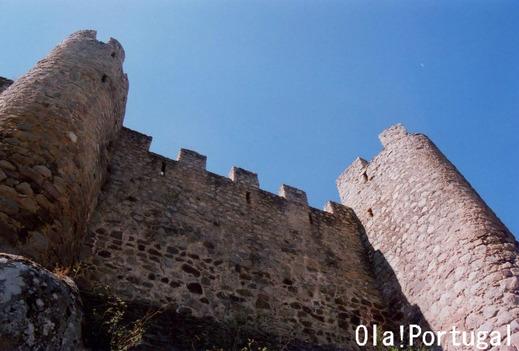 Castelo de Almourol アルモウロル城