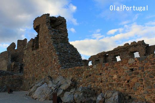 ポルトガル歴史的村々巡りの旅:カステロ・ロドリゴ