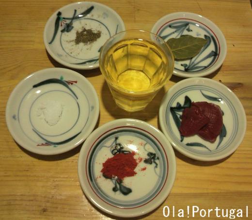 ポルトガル料理:Arroz de Polvo アローシュ・デ・ポルヴォ