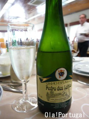 ポルトガルのスパークリングワイン:Espumante エシュプマンテ