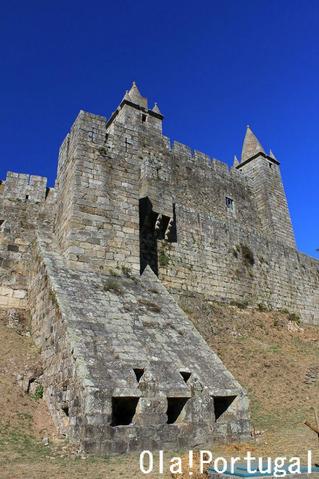 Castelo de Santa Maria da Feira (Portugal)