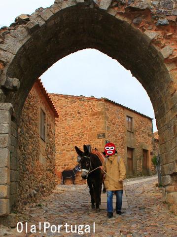 ポルトガル旅行記:Castelo Rodrigo カステロ・ロドリゴ