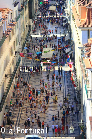 リスボンの新名所:勝利の門に登って来た