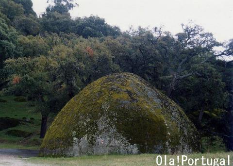 ポルトガルの巨石文化:モンサント