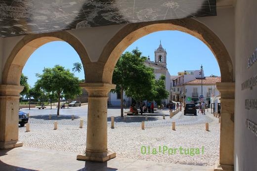 ポルトガル旅行記:アルガルヴェ地方(ラゴス)