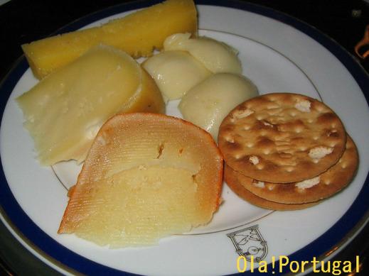 ポルトガルのチーズ:ポザーダのチーズバイキング