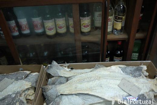 ポルトガル料理:Bacalhau バカリャウ(干しダラ)料理
