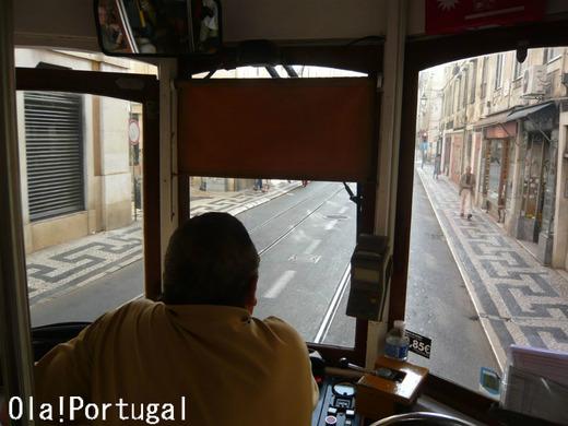 路面電車で行く 世界各街停車の旅 ~リスボン~