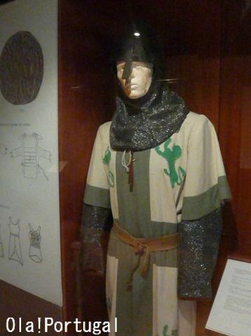 レイリア城内の博物館