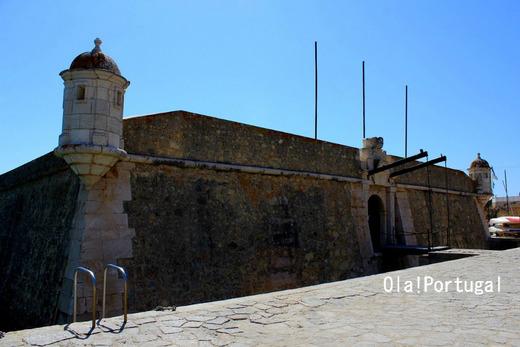 Forte Ponta da Bandeira フォルテ・ポンタ・ダ・バンデイラ