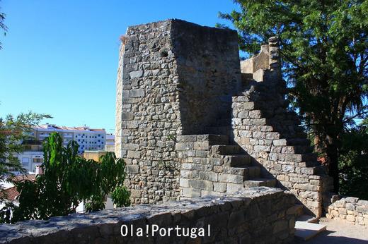タヴィラ旅行記:Castelo de Tavira カステロ・デ・タヴィラ