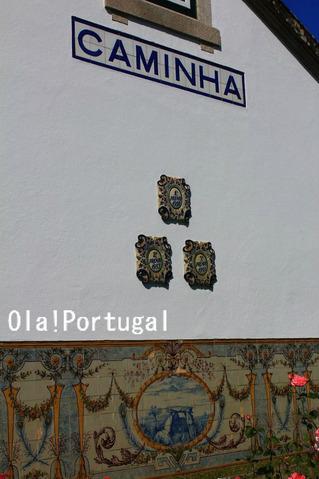 ポルトガル旅行記:Caminha カミーニャ