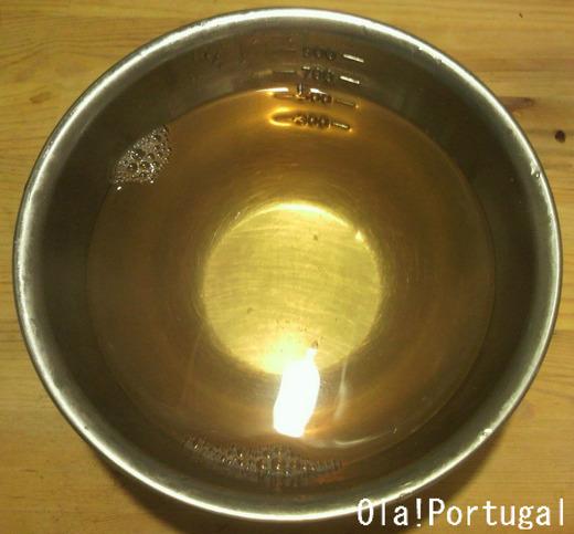 ポルトガル料理レシピ:アローシュ・デ・ポルヴォ