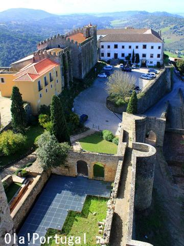 Pousada Castelo de Palmela ポザーダ・カステロ・デ・パルメラ