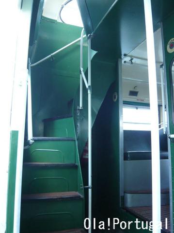 リスボンの路線バス