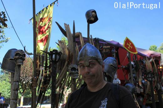 ポルトガルのお祭り:中世祭り