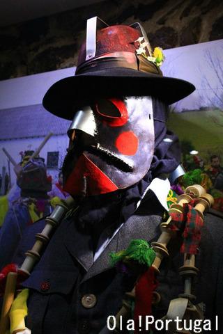 ポルトガルのなまはげ祭り(ブラガンサ)