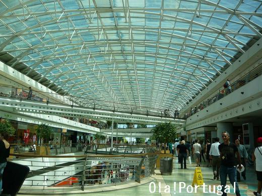 リスボンでお買い物:ヴァスコ・ダ・ガマSC(オリエンテ駅隣)