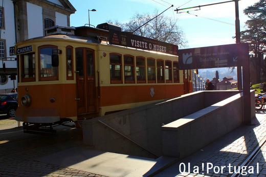 ポルトガルの車窓から:ポルト歴史地区