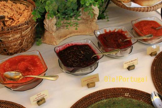 ポルトガルの手作りジャム:カボチャのジャム