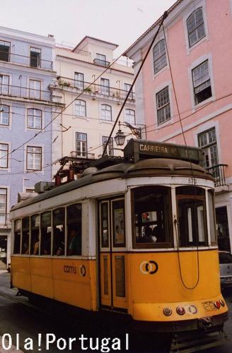 世界の路面電車:ポルトガル(リスボン)