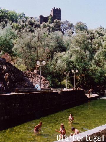 ポルトガルの避暑地:ロウザン