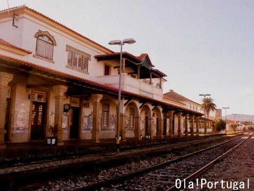 ポルトガル国鉄CP:Marvao マルヴァオン駅