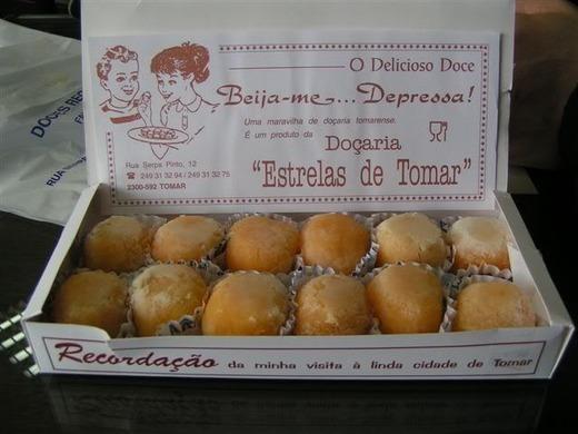 トマールのお菓子:Beija-me Depressa! 早くキスして!