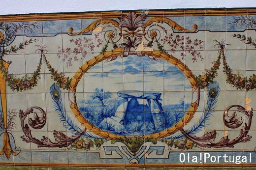 ポルトガルの古代巨石文化:アンタ(ドルメン、支石墓)