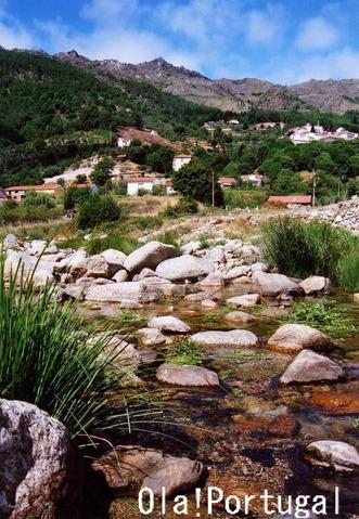 ポルトガル旅行記:Manteigas マンテイガス